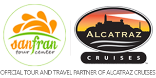 Official Tour and Travel Partner of Alcatraz Cruises