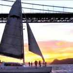 Catamaran Sunset Sail