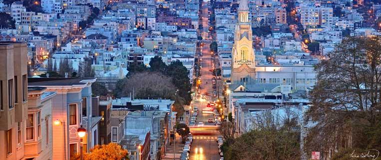 San Francisco City Tours