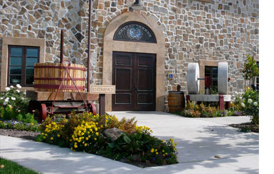 Jacuzzi Family Winery Tours