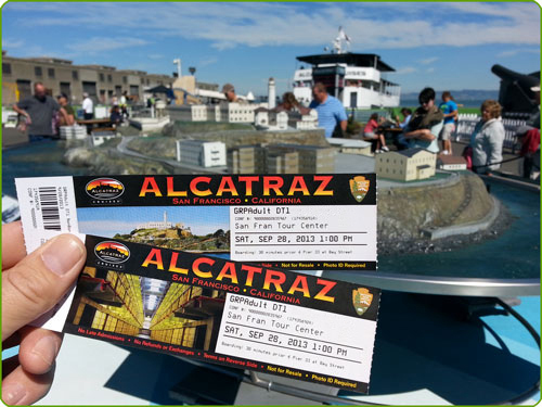 Alcatraz Tour Tickets
